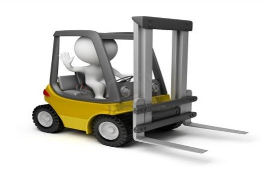 Uzmanlar İş Makianaları Kursu Forklift Operatörü